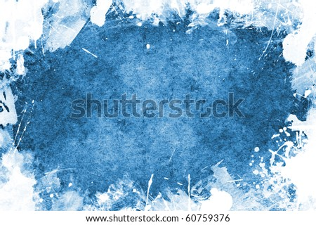 Grunge texture and background for text and image - stock photo