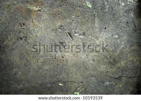 Grunge texture of old wall - stock photo