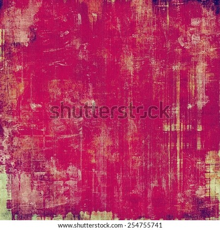 Grunge texture or background with space for text. With different color patterns: yellow (beige); purple (violet); red (orange); pink - stock photo