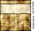 Grunge Texture With Banner Copy Space - stock photo