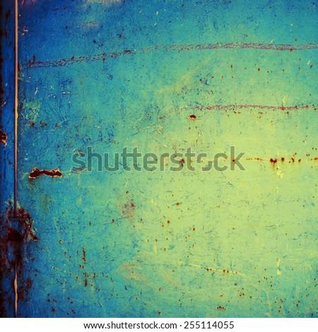 Grunge textured background - stock photo