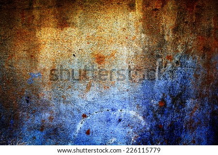 Grunge textures and abstract backgrounds. - stock photo