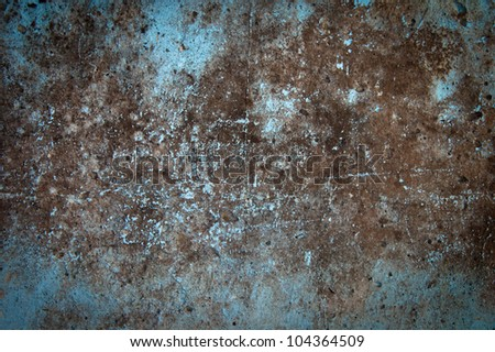 Grunge wall - stock photo