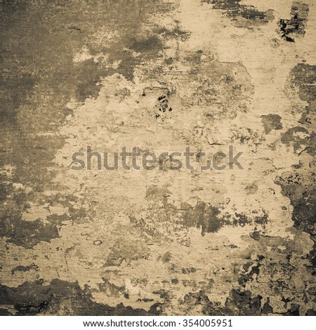 Grunge Wall Background, Texture - stock photo