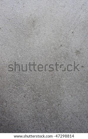 Grunge Wall Stucco Texture, Macro Closeup - stock photo