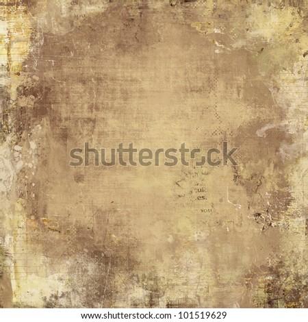 Grunge weathered texture - stock photo