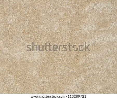 Grunge weathered uniform stucco exterior background - stock photo