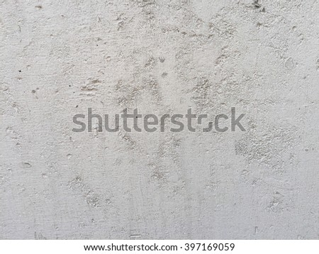 Grunge white back cement background texture dirt - stock photo