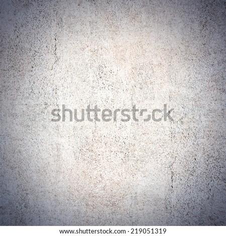 Grunge white surface. Rough background textured .  - stock photo