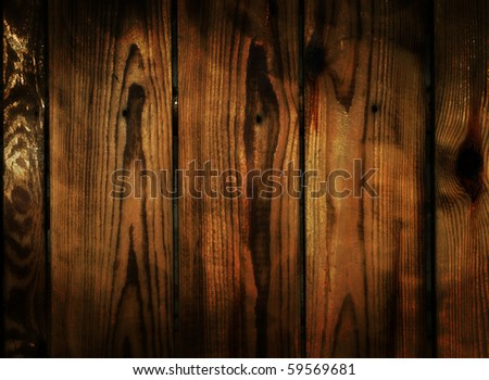 Grunge wood of plank texture - stock photo
