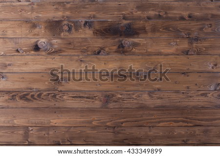 grunge wood panels - stock photo