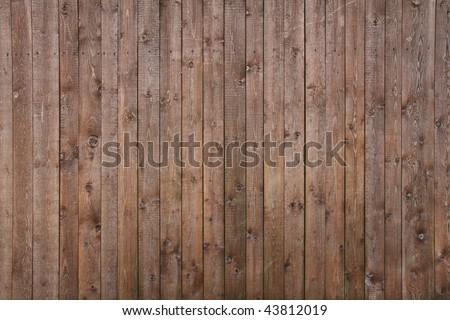 Grunge Wood Panels - stock photo