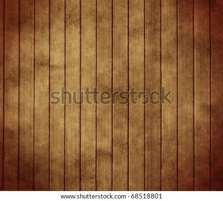 Grunge wood panels background - stock photo