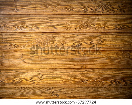 Grunge wood wall texture background - stock photo