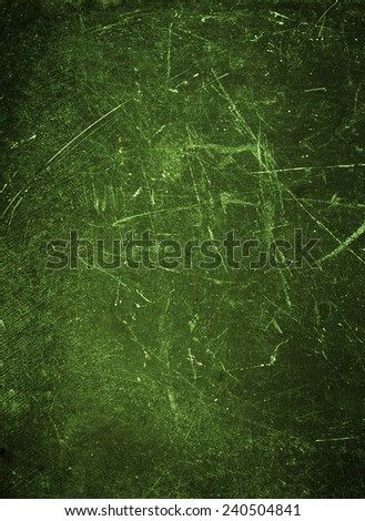 Grungy Abstract  Textured background  with spotlight and scratches. Old surface backdrop  for your design, print, wallpaper, web, dark gradient, ad.  - stock photo
