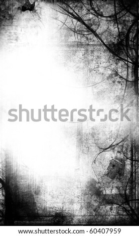 Grungy Background.old paper with a copy space. illustration. - stock photo