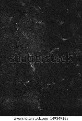 Grungy black texture background for multiple use