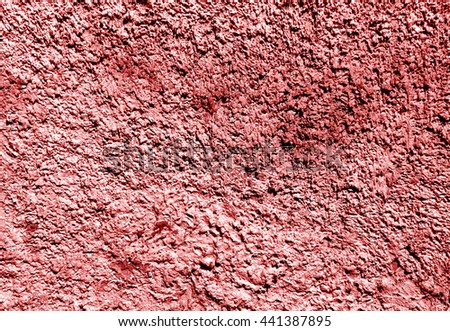 Grungy color plaster wall texture. Background and texture for design. - stock photo