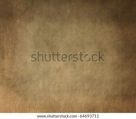 Grungy old paper texture - stock photo