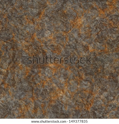 grungy rusty seamless texture - stock photo