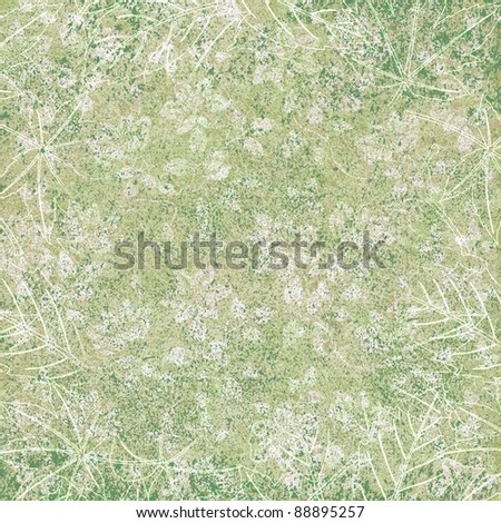 Grungy textured background for scrapbooking and other projects - stock photo
