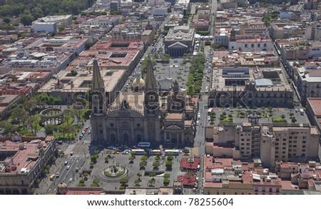 Guadalajara City - stock photo
