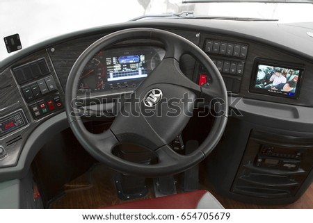 Valley Hi Kia >> Tour Bus Stock Images, Royalty-Free Images & Vectors | Shutterstock