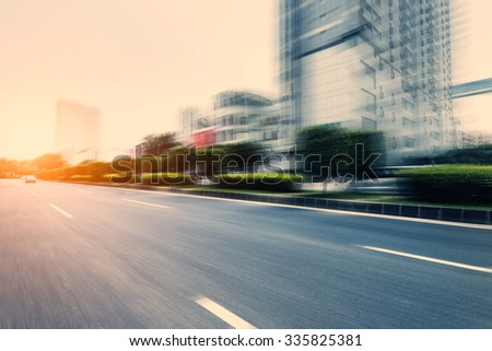 Guangzhou, China, the Pearl River Night - stock photo