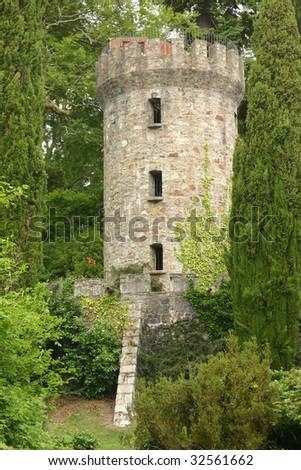 Guard Tower - Powerscourt Gardens