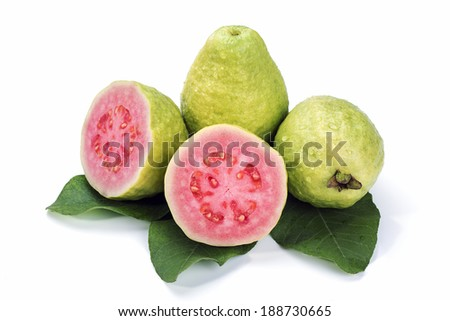 Guava - stock photo