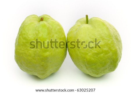 Guavas - stock photo