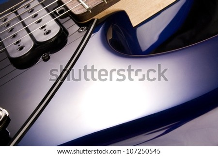 guitar 01 - stock photo