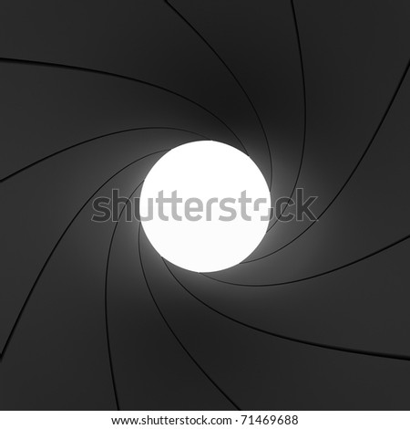 Gun Barrel - 3d illustration