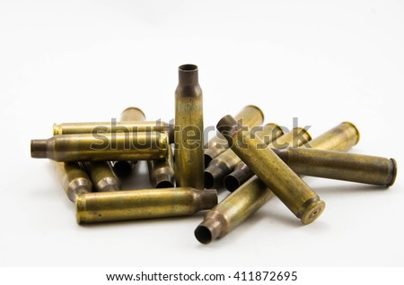 gun bullets shell, War and Peace, peace-full bullets - stock photo