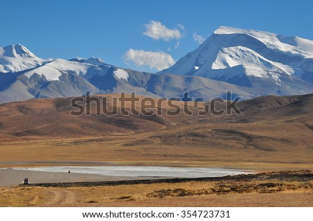Gurla Mandhata (Memo Nani) is the 34th highest mountain in the world, located in Tibet.