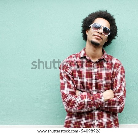 Guy - stock photo