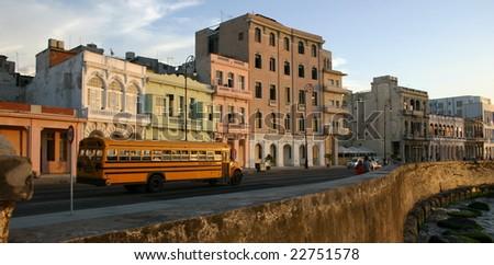 Habana Cuba - stock photo