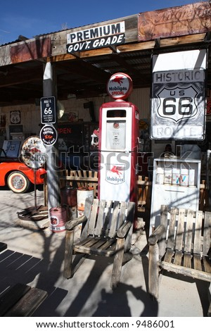 Hackberry Arizona General Store