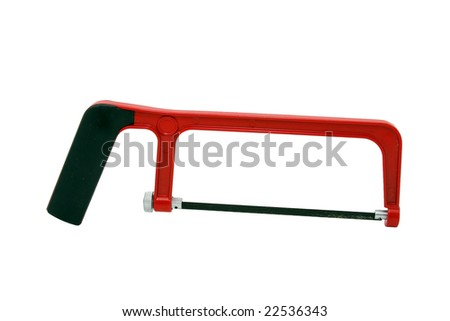 Hacksaw - stock photo