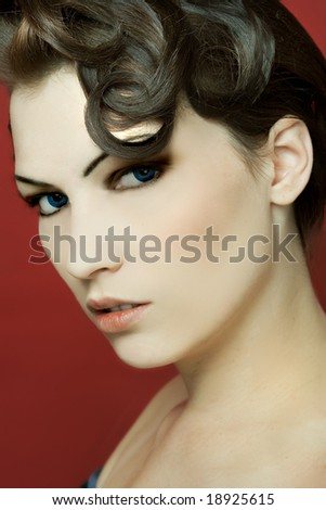 Hair - stock photo