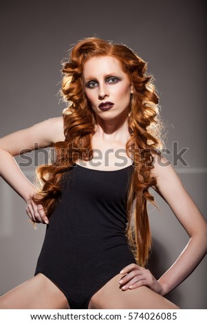 hair makeup style and - photo #41