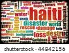 Haiti Earthquake Crisis Disaster as a Concept - stock photo