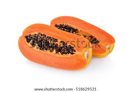 how to ripen papaya when cut