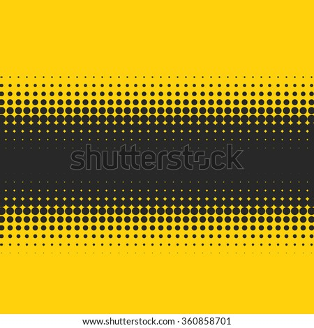 Halftone illustrator. Halftone dots.halftone effect. Halftone pattern.  halftone dots. Black dots on Color background. Halftone Texture illustration