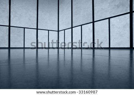 Hall - stock photo