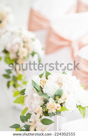 Hall weddings  - stock photo