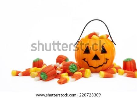 Halloween Candy - stock photo