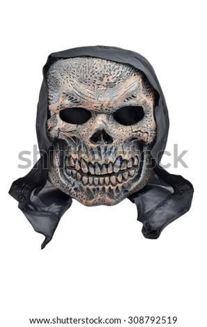 Halloween mask - stock photo