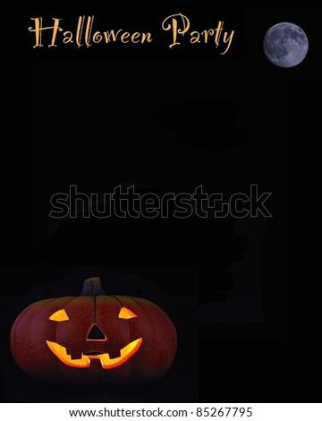 Halloween Party. - stock photo
