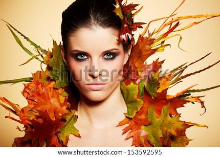 Halloween Queen - stock photo